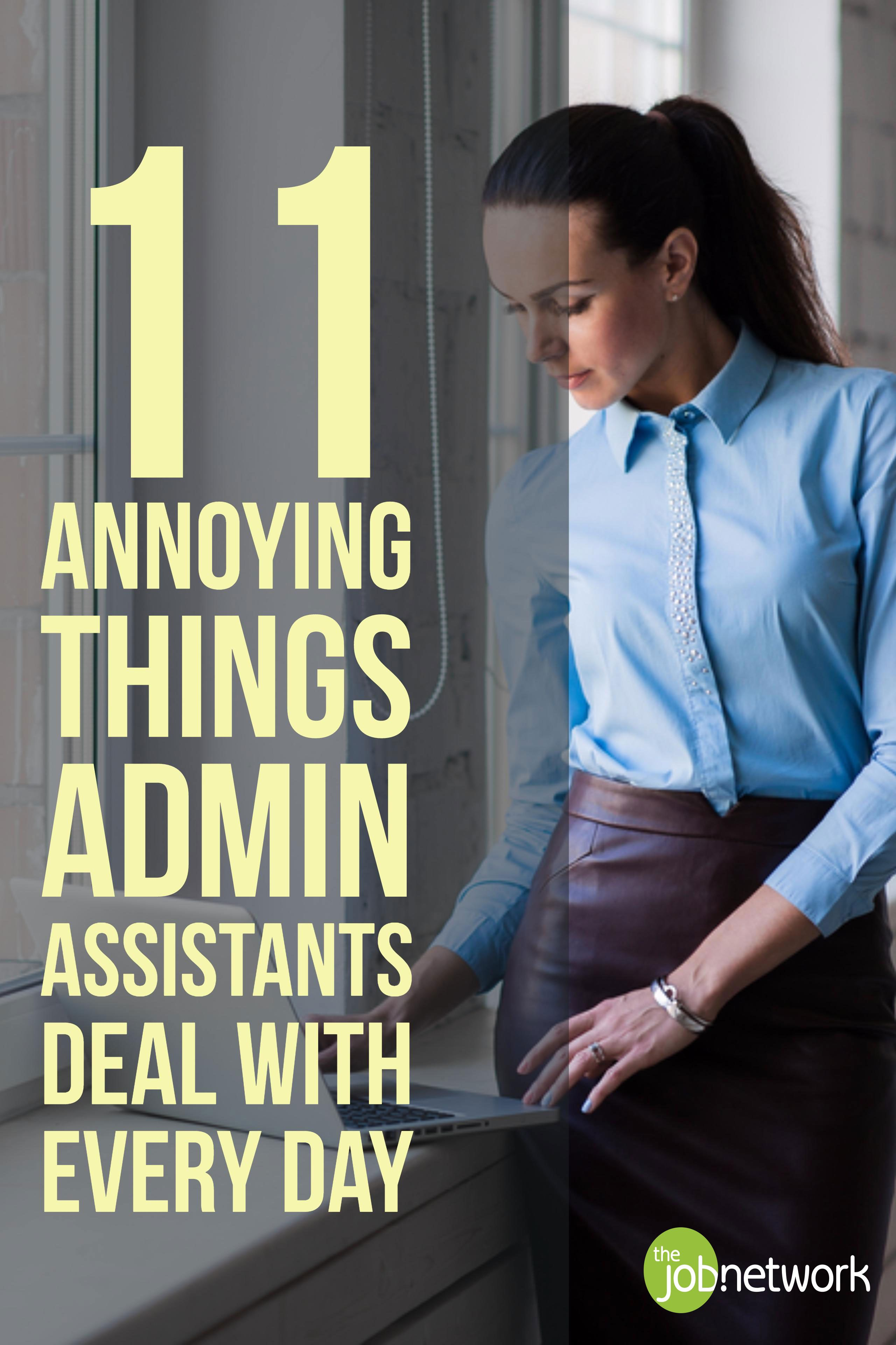 Administrative Assistant 11 Main Challenges Faced By Admin Assistants Millennial Mindset
