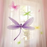 Found it at Wayfair - Sequined Hanging Dragonfly 3D Wall Décor