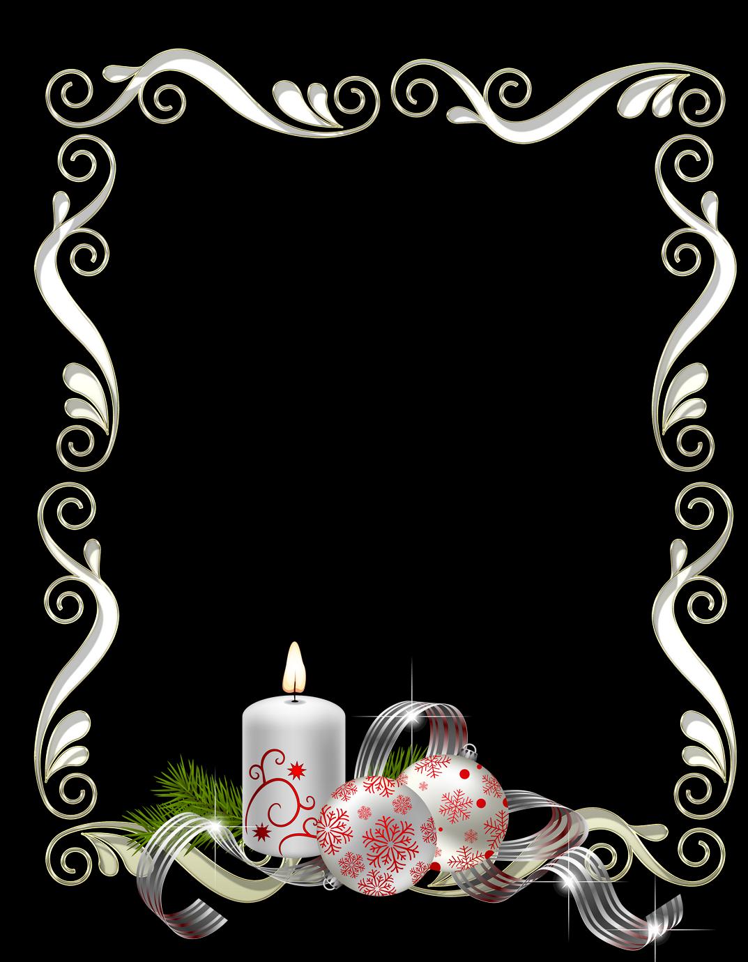 Bordes y marcos para tarjetas de 15 años - Imagui | Navidad Feliz ...