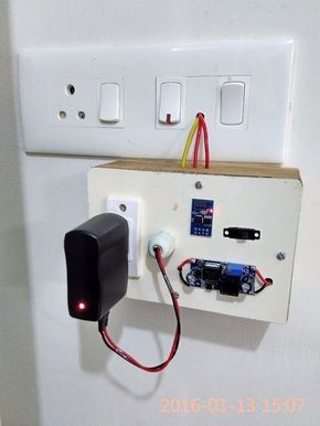 ESP8266 Wifi Timer Switch for AC Loads | technology