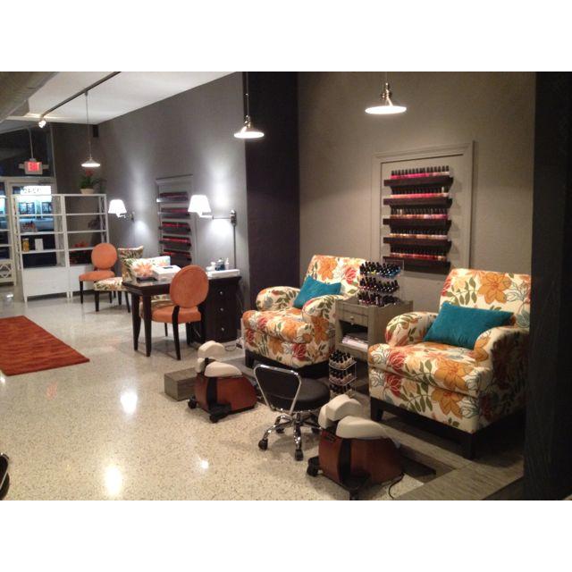 Tre bella nail boutique pedicure area spa inspration for Ongles salon