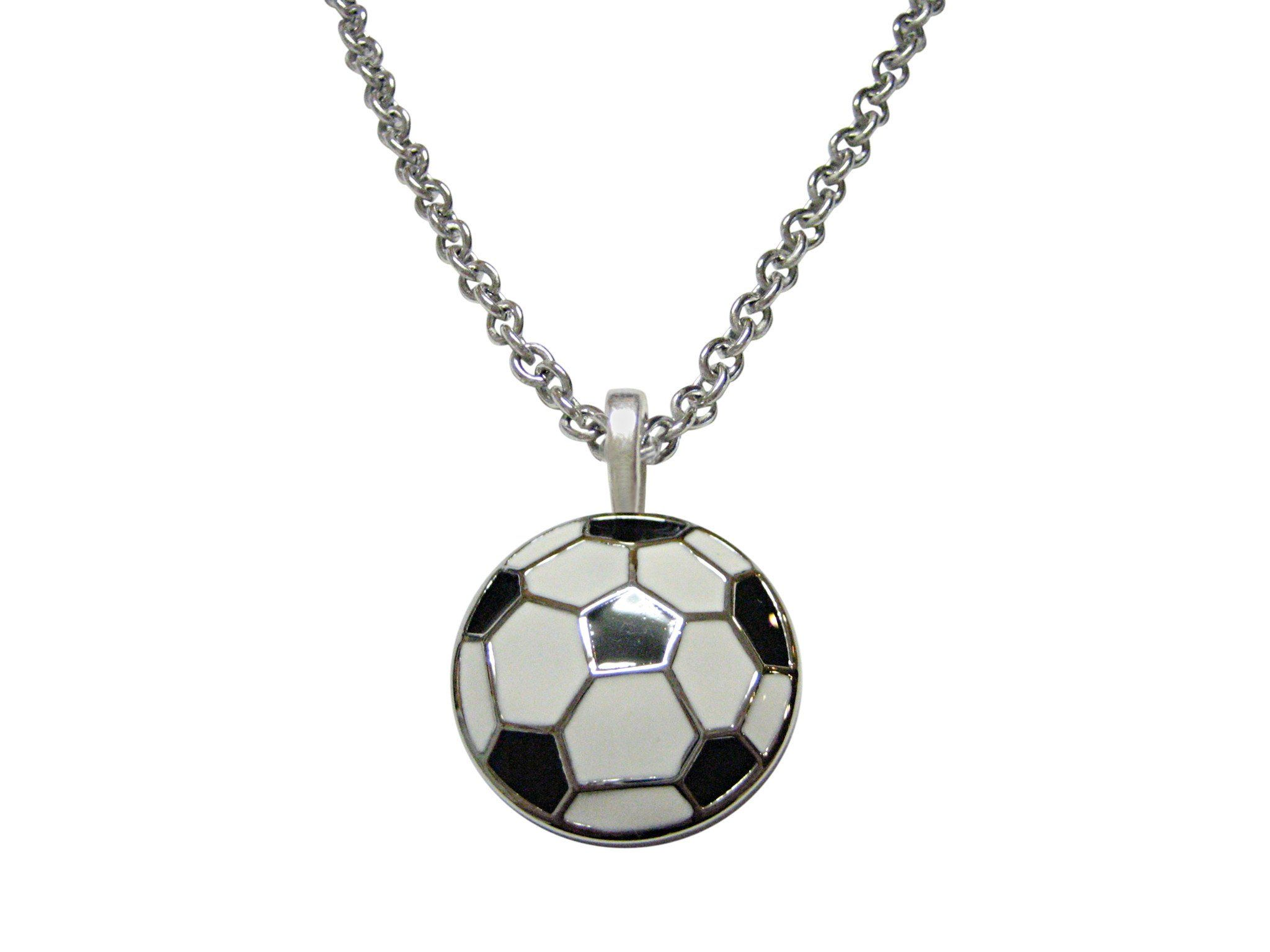 namefactory sports necklace necklaces number football pendant name plated gold