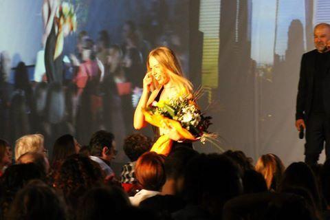 La storia di un giorno da miss...E in fine un ringraziamento speciale alla stilista Eleonora Bellesi!... #MissDegradéJoelle2016
