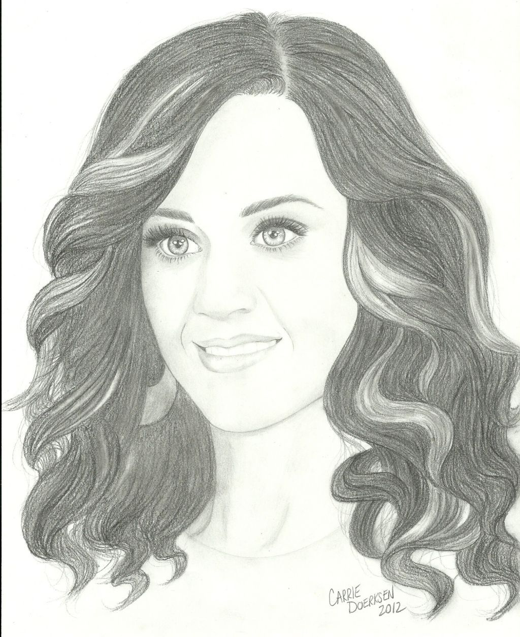 Uncategorized Katy Perry Sketch katy perry fan art pinterest art