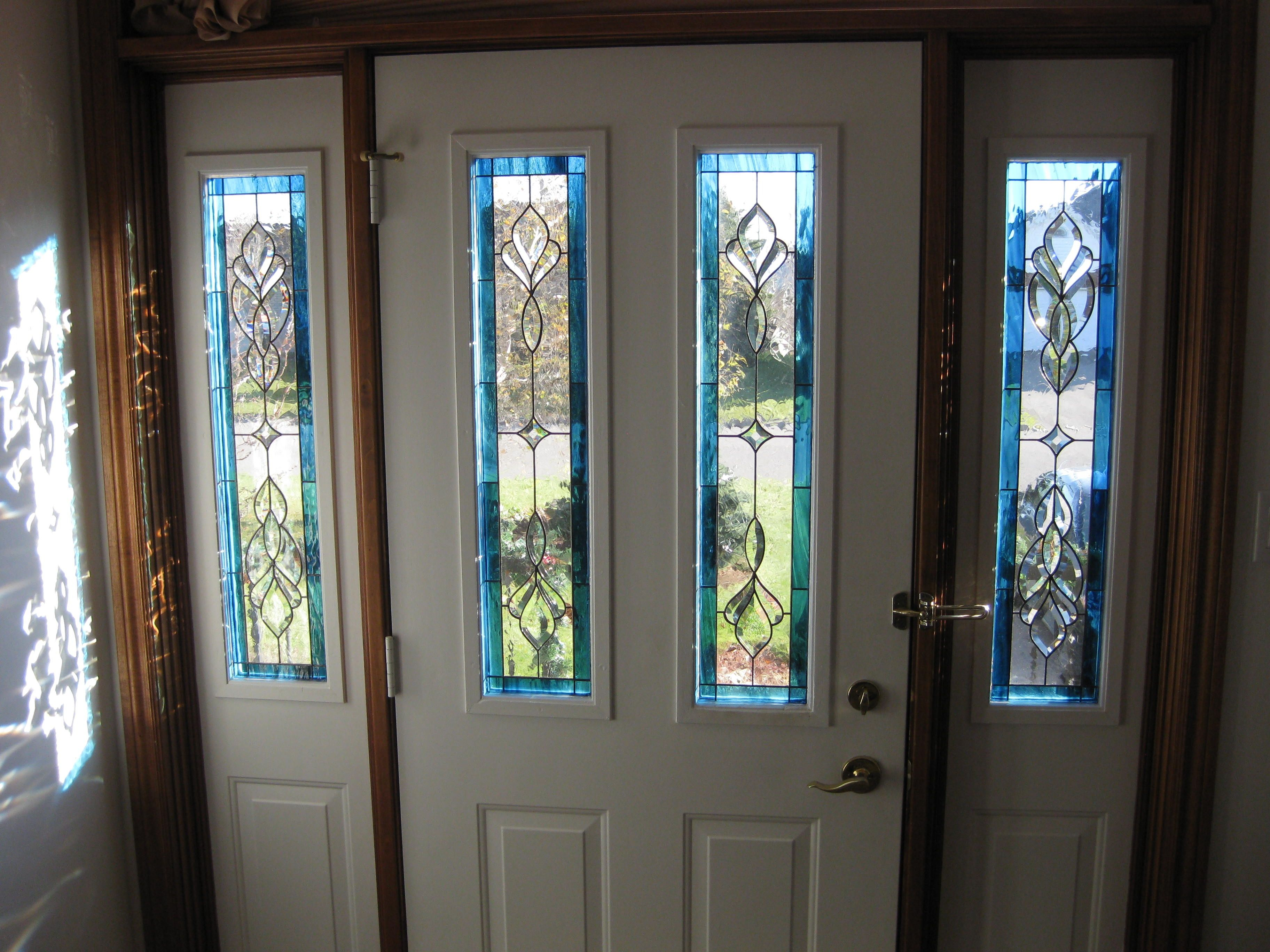 Stained glass front door patterns glass doors pinterest glass stained glass front door patterns planetlyrics Images