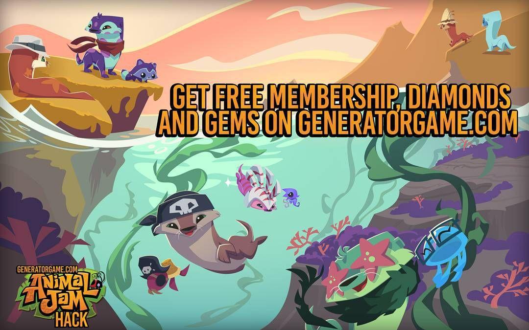 16+ Animal jam free membership images