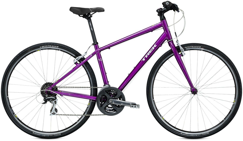 Trek 7 2 Fx Wsd Women S Village Cycle Center Chicago S Best Bike Shop Trek Bicycle City Bike Trek Bikes