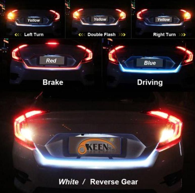 Led Lights For Cars >> Led Strip Lighting For Cars Universal Latest Exclusive