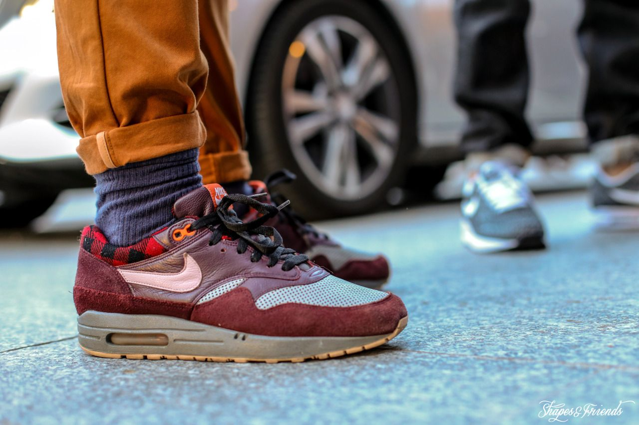 "Nike Air Max 1 Flannel Pack ""Lumberjack"" 2007 en 2020"