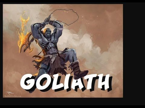 goliath and the dragon film