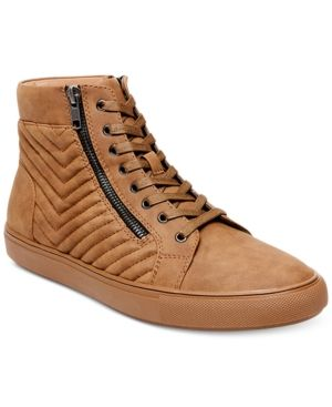 7196267891c Steve Madden Men s Punted Sneakers - Brown 11.5