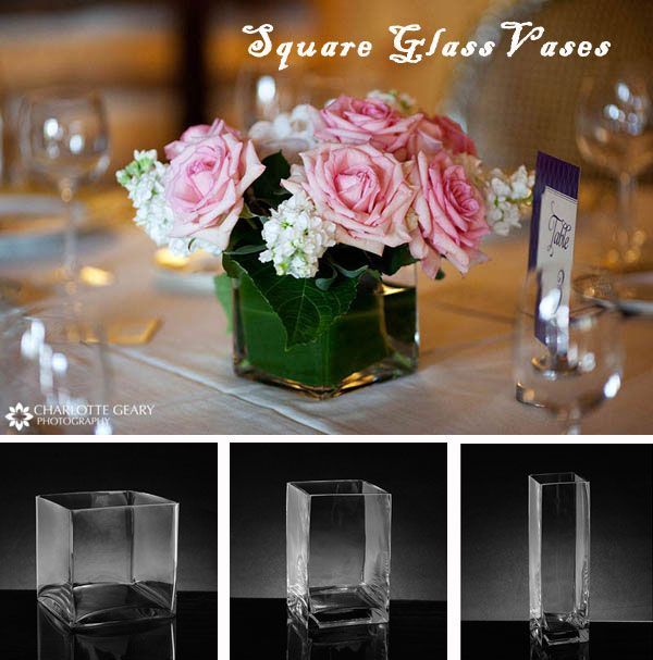 Bulk Glass Wedding Vases How To Pick The Best And Where To Get Them Small Centerpieces Wedding Vases Budget Centerpieces