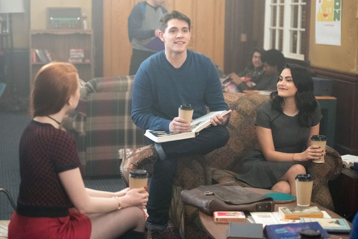 Riverdale is on The CW Thursday at 9/8c.