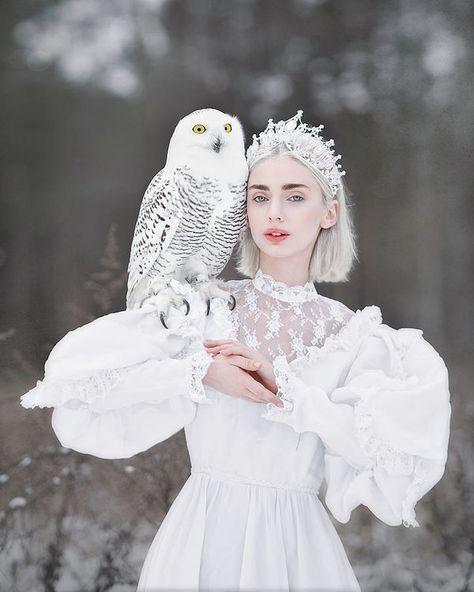 Snowwhite Art Print