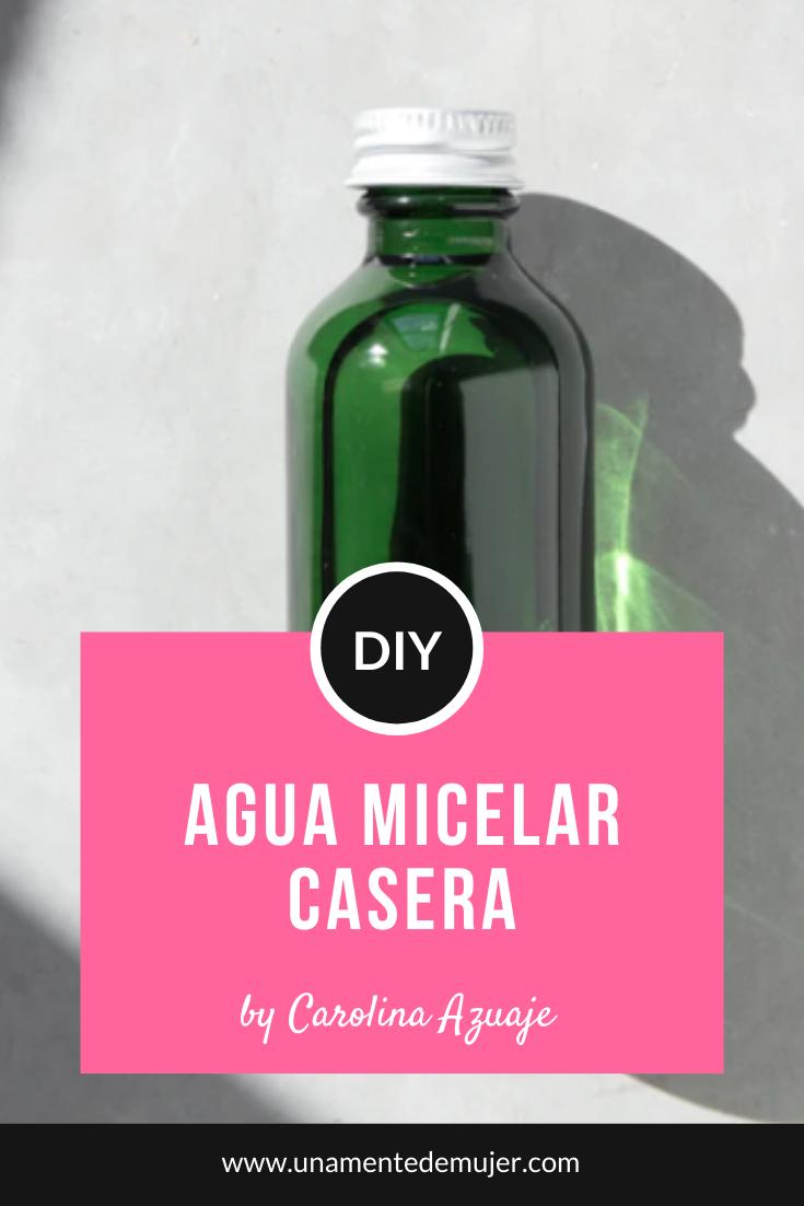 Guía Sobre El Agua Micelar Una Mente De Mujer Tips De Belleza Caseros Productos Caseros De Belleza Recetas De Belleza