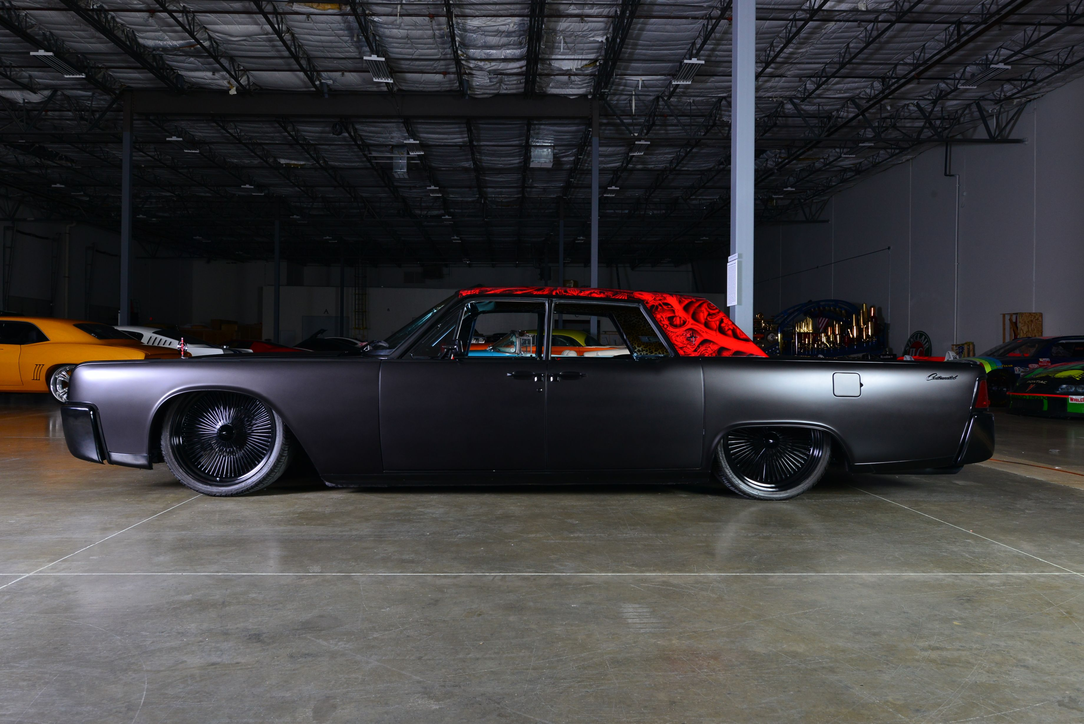 1964 lincoln continental lowrider autotrader classics 1964 lincoln continental coupe black 8. Black Bedroom Furniture Sets. Home Design Ideas