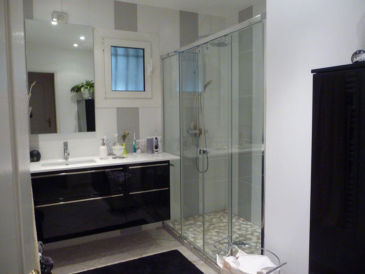 Douchealitaliennereferencejpg Bathroom Italian - Amenagement de salle de bain avec douche