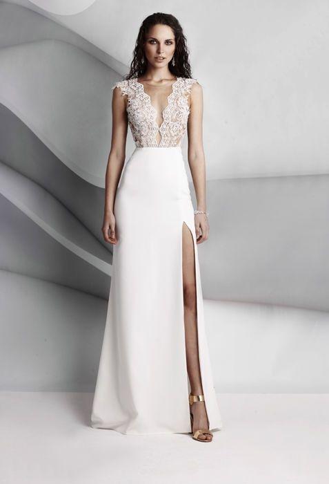 5ee279a0d996ca pronovias suknie wieczorowe - Szukaj w Google | wesele | Suknia ...