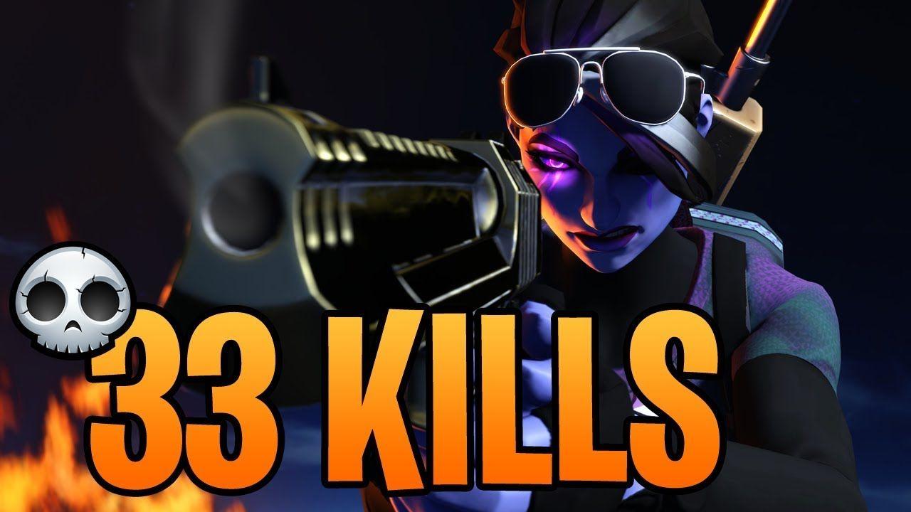 Faze tfue insane 33 kill win in solo squads fortnite