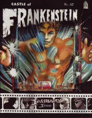 castle of frankenstein dennis druktenis - Google Search