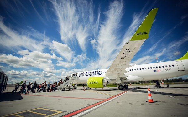 Mediterranean Islands Kos And Menorca New Airbaltic S Routes