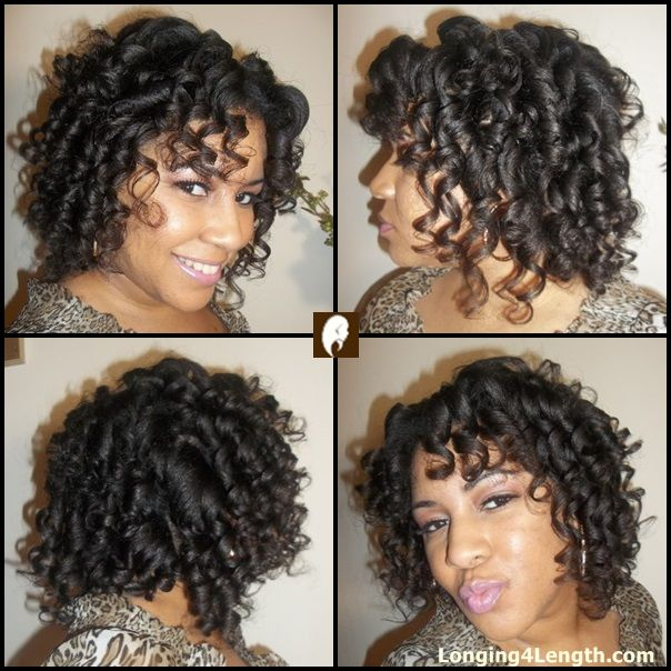 Flexi Rod Set Long Lasting Curls Without Heat Hair Styles