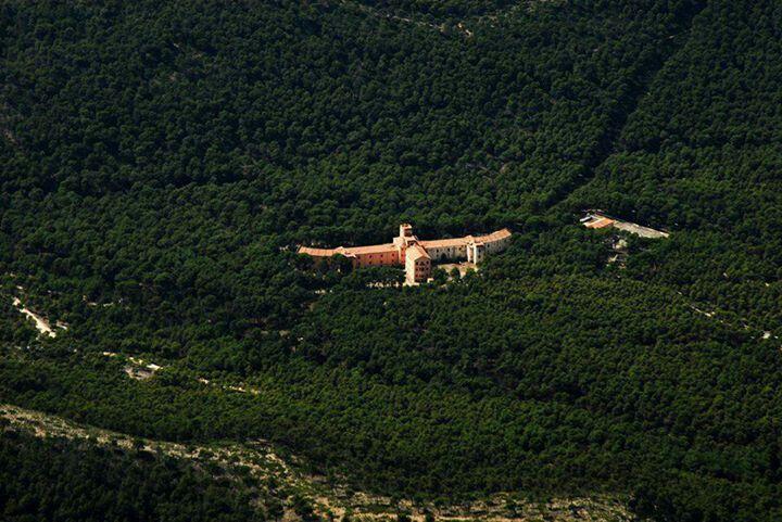 Resultado de imagen de sanatorio sierra espuña