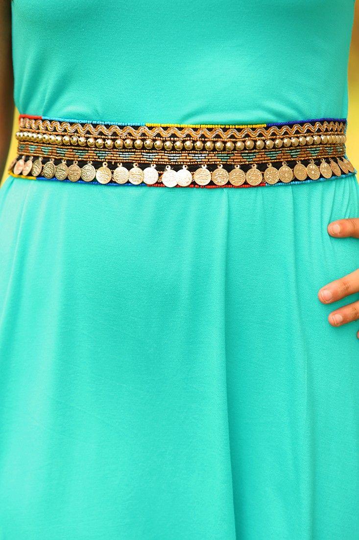 Arabian Nights Belt: Multi #shophopes