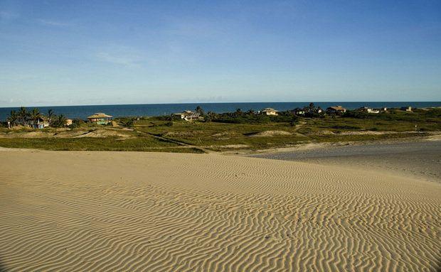 Itaúnas Beach, Conceição da Barra (ES).