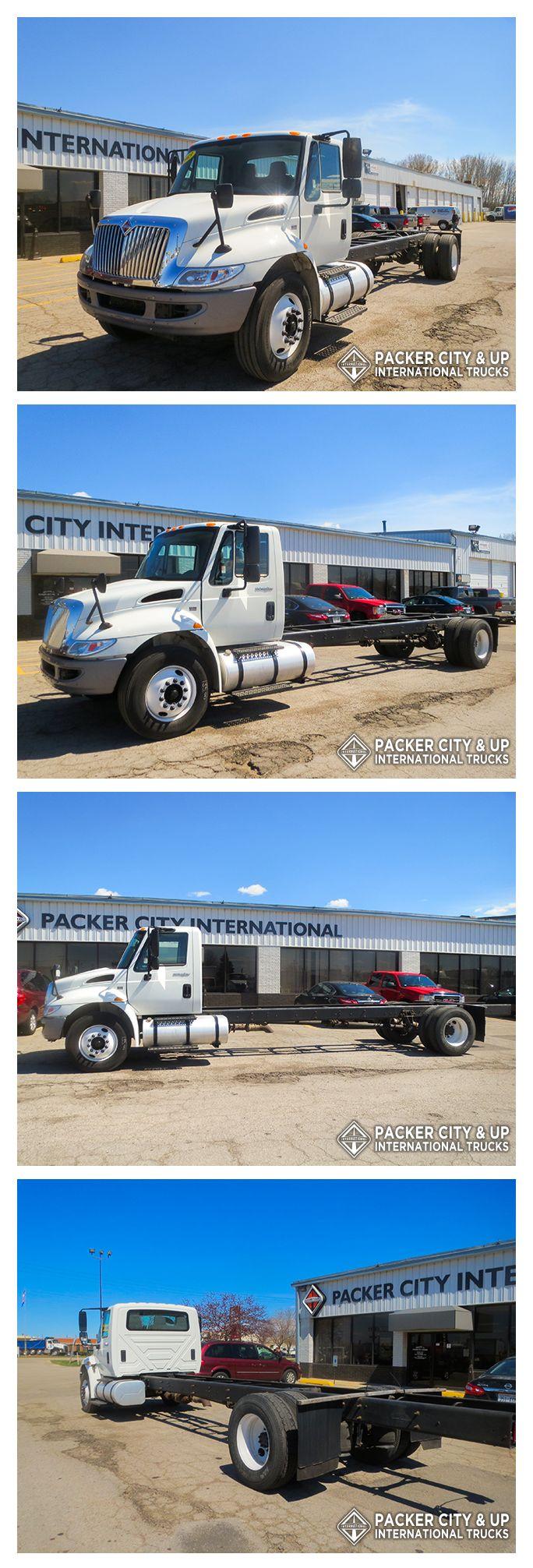 29 000 2012 international 4300 260 hp 6 speed manual 229k rh pinterest com Used International Trucks 4300 International 4300 Truck Accessories