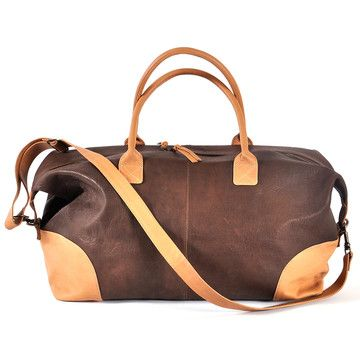 San Francisco Leather Weekender, $219, now featured on Fab.