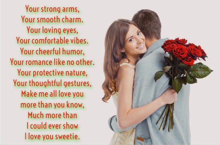 short love poems for him   Poems for your boyfriend, Love ...