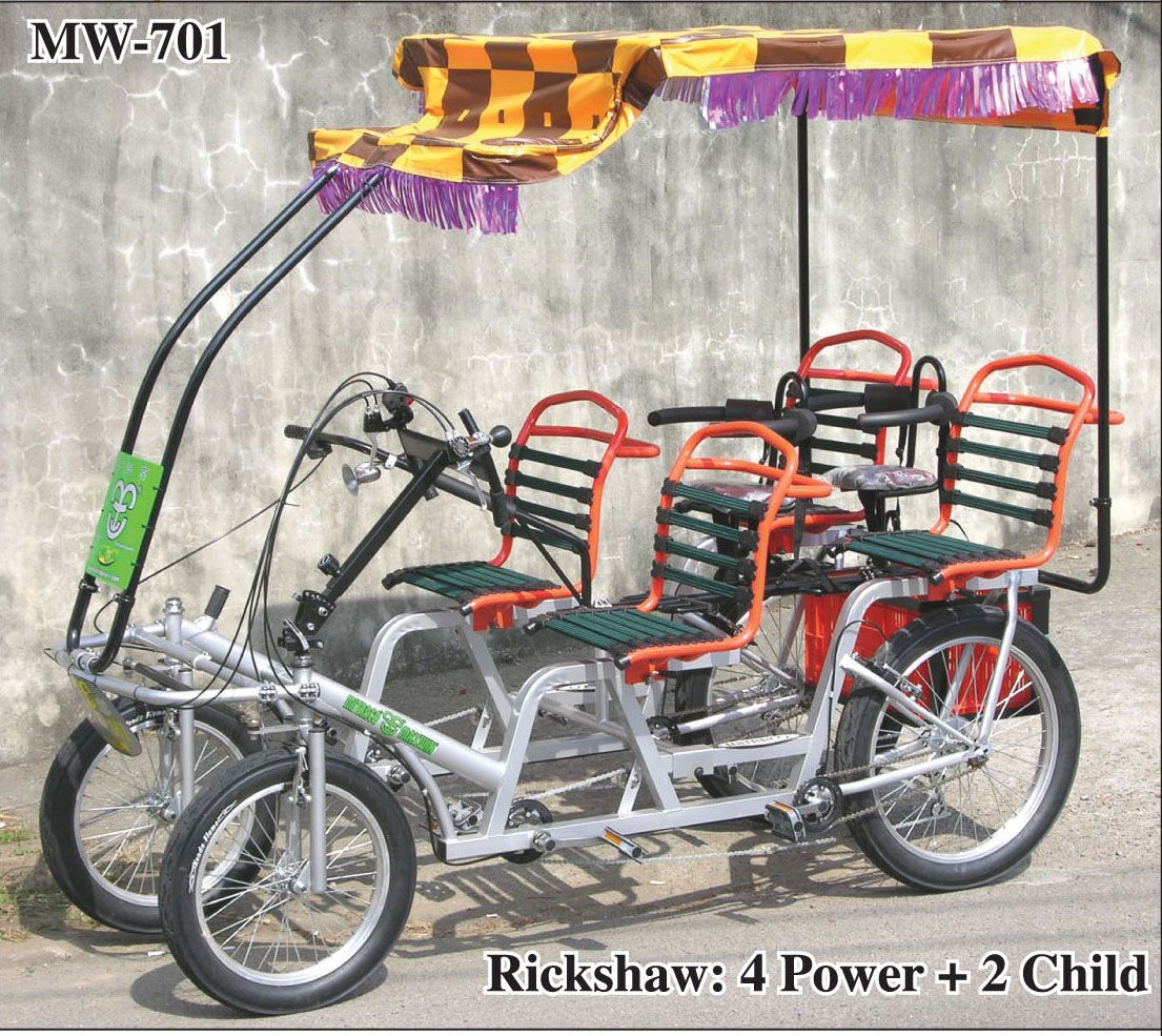 Makers Of Four Wheel Bicycles And Adult Trikes Work Bikes