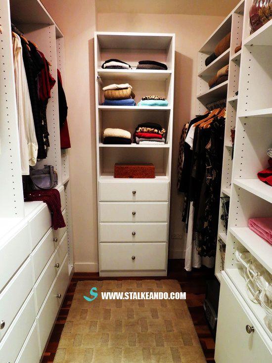 vestidor-stalkeando.jpg | closet | Pinterest | Vestidor, Armario y ...