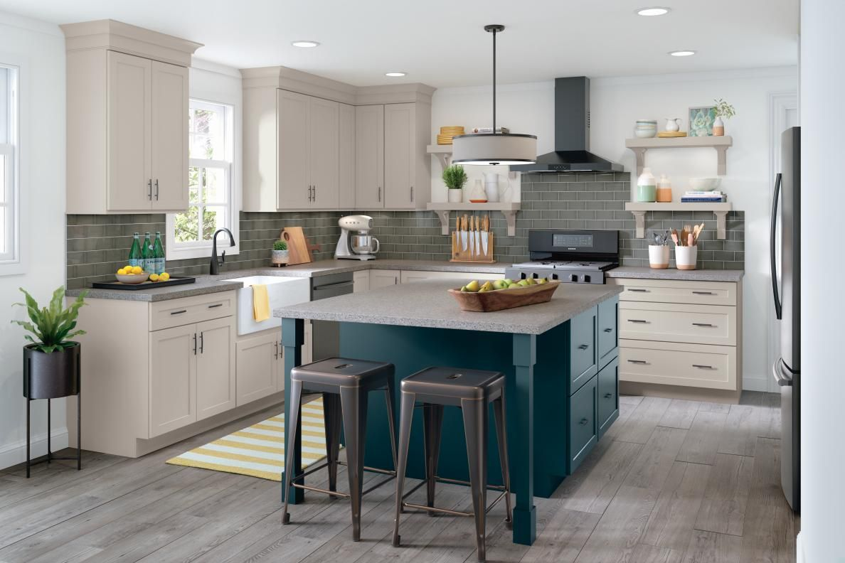Diamond Has All Of The Tools For You To Start Your Dream Kitchen Remodel At Diamond Installing Cabinets Kitchen Cabinet Design Installing Kitchen Cabinets