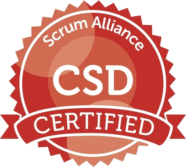 The Certified Scrum Developer® 3day course, primarily for