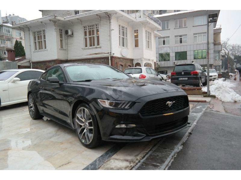 Ford Mustang 2 3 Lx Samnu Dan Ford Mustang 2 3 Ecoboost Premium