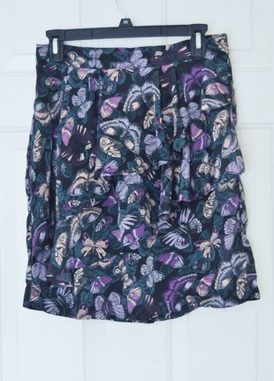 Buy my item on #vinted http://www.vinted.com/womens-clothing/pencil-skirts/17873750-butterfly-printed-skirt