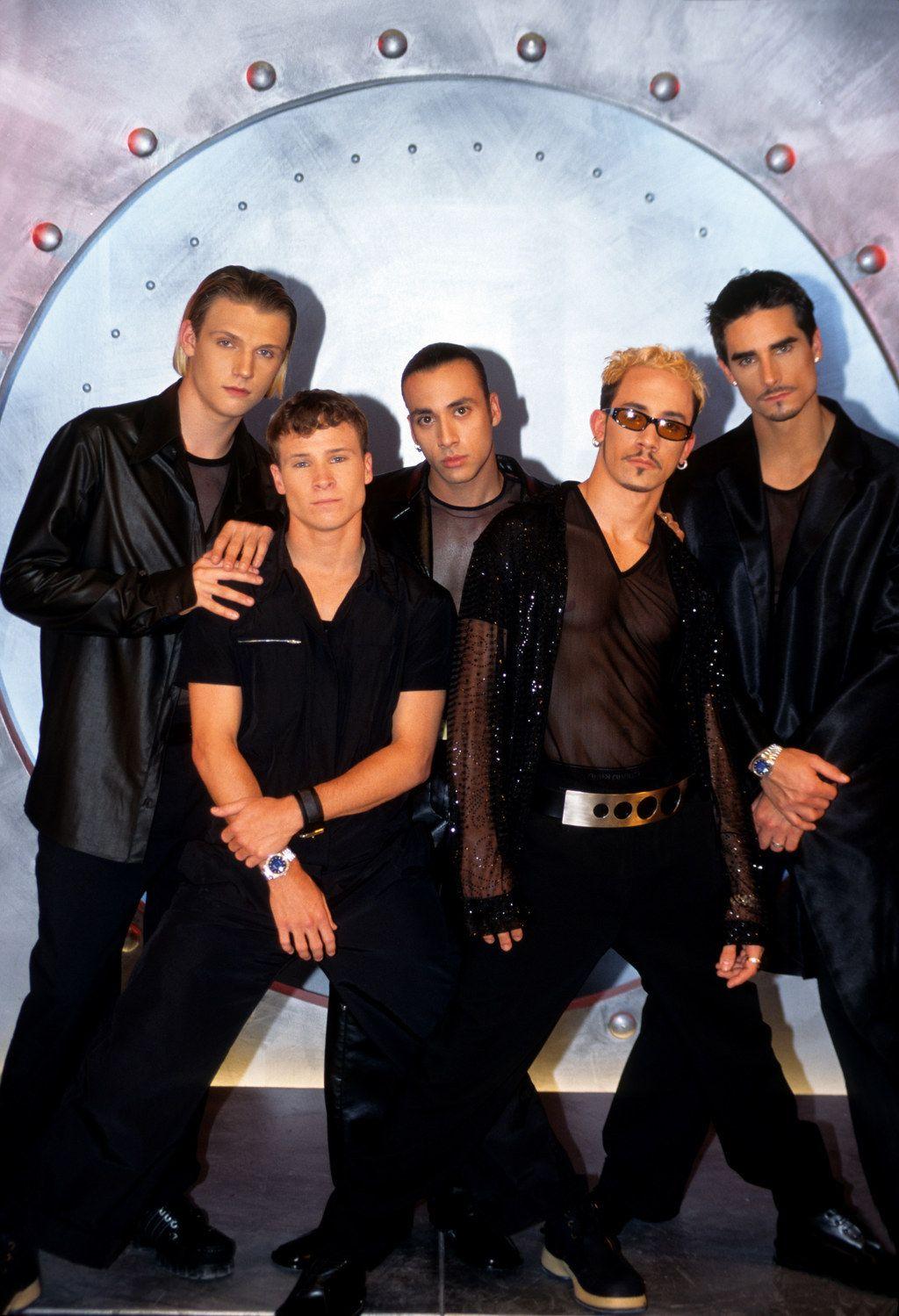 The backstreet boys are gay — 10