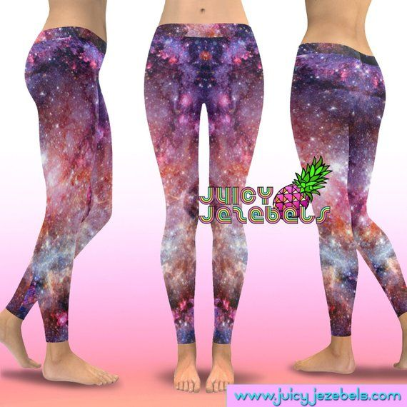059c976a00762 INTERGALACTIC Galaxy Leggings Yoga Leggings Festival Clothing Yoga Wear Yoga  Pants Women Yoga Leggin