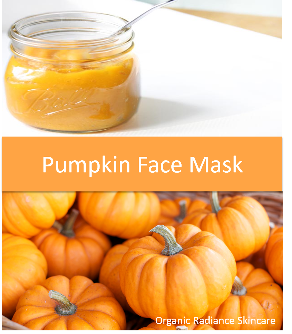 Girls from homemade pumpkin facial nude