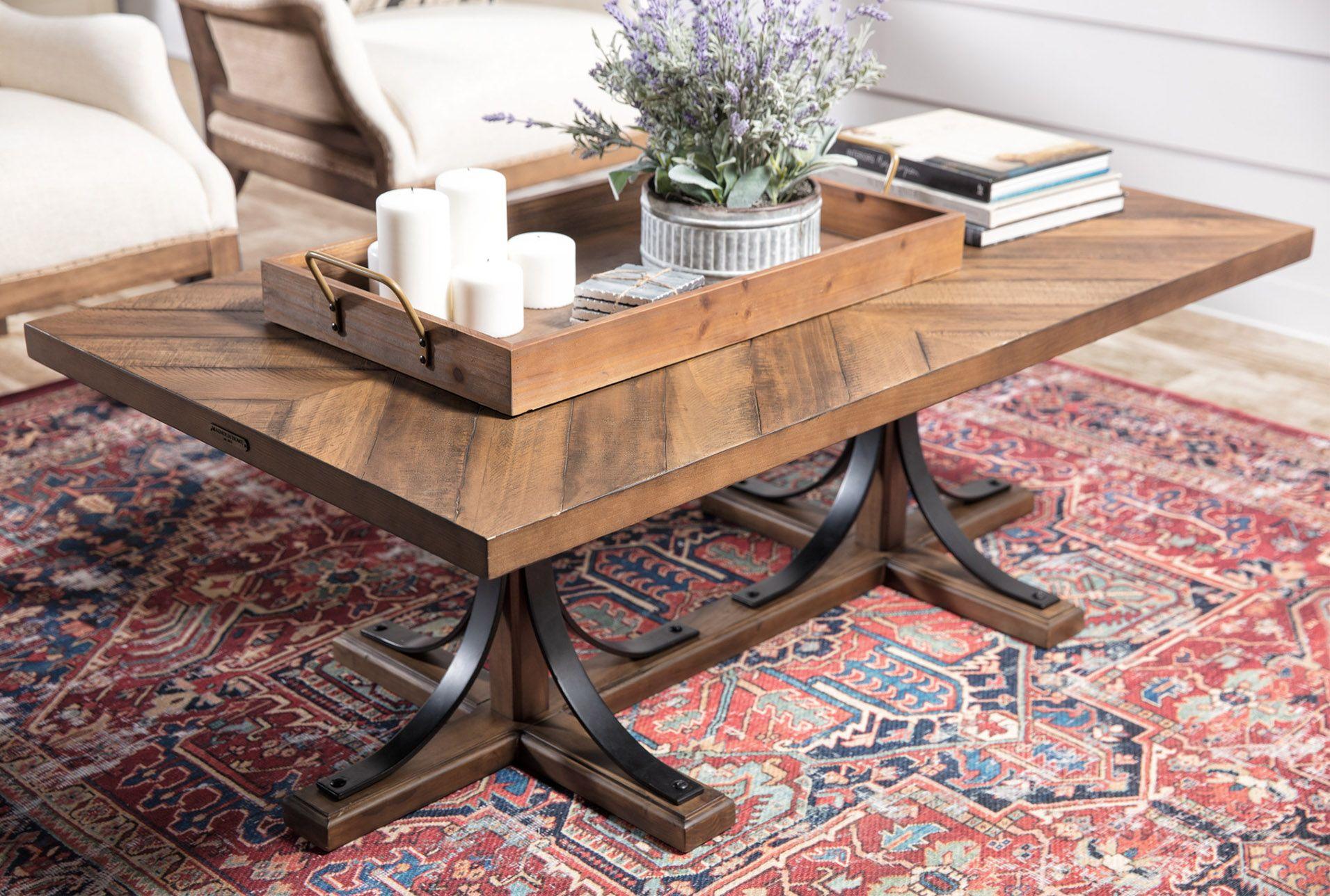 Magnolia Home Coffee Table Coffee Tables Ideas