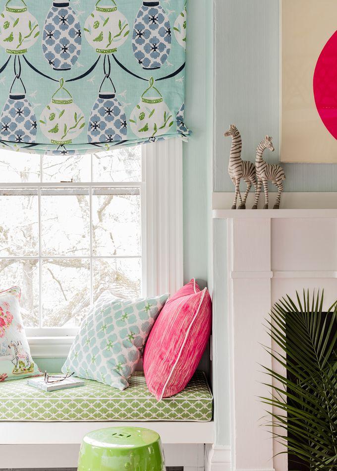 Window Seat | Elizabeth Home Decor And Design