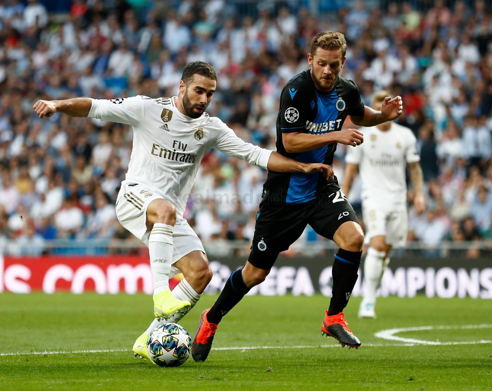 Real Madrid Homepage