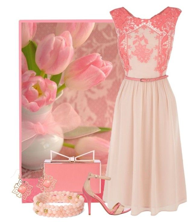 Bouquet by agolm on Polyvore featuring polyvore, fashion, style, Sara Battaglia, Pannee, Tasha, Rock Revival and clothing