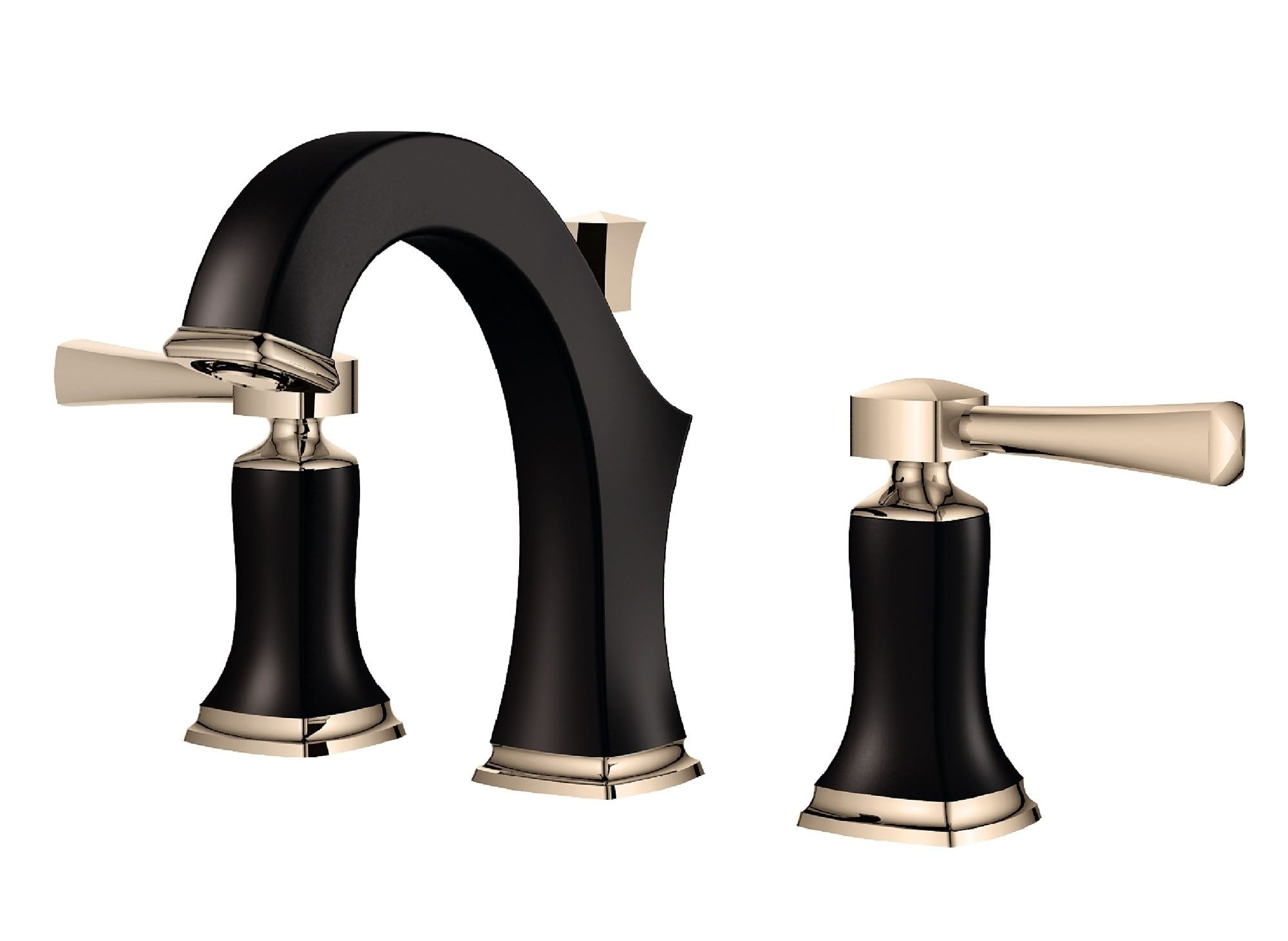 Spring 1B471MV6HA Widespread Lavatory Faucet Chocolate Bronze and ...