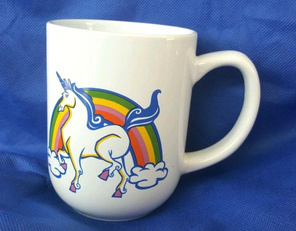 New Unicorn Rainbow Coffee Tea Mug Royal Norfolk 14 fl oz #RoyalNorfolk