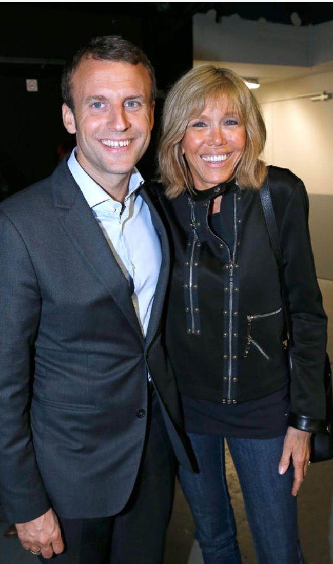 Pin By Danielle V On Brigitte Et Emmanuel Macron French First Lady Celebrity Style Jeans Brigitte