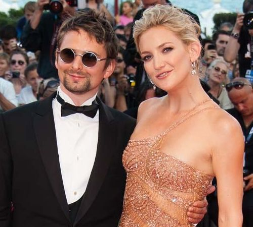 actresses married to rock stars