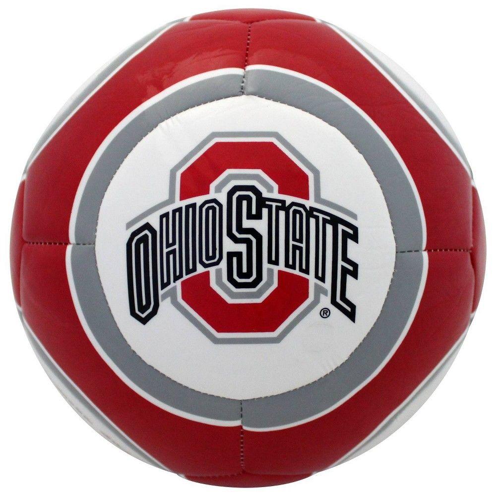 NCAA Ohio State Buckeyes Official Soccer Ball - Size 5 #ohiostatebuckeyes